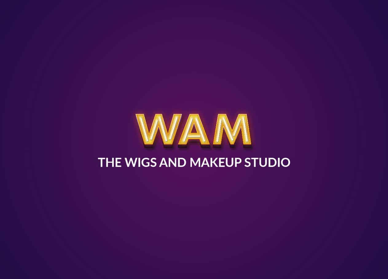 wam logo design
