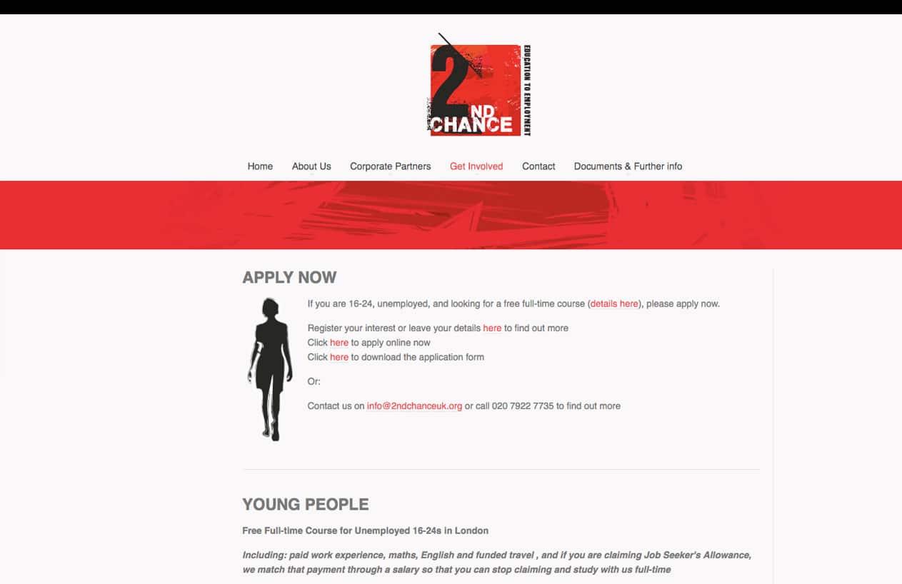 2nd chance logo designer