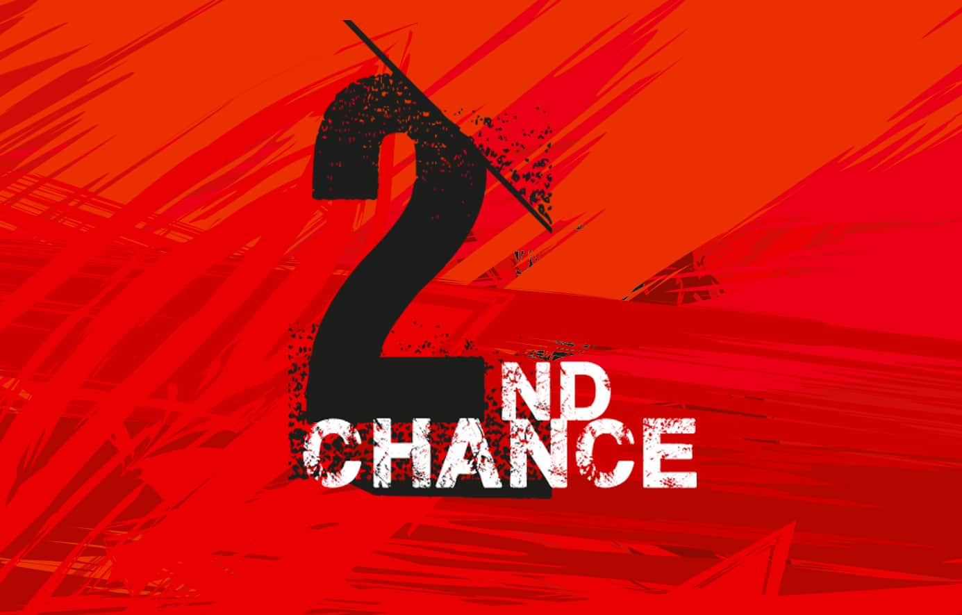 2nd Chance logo design