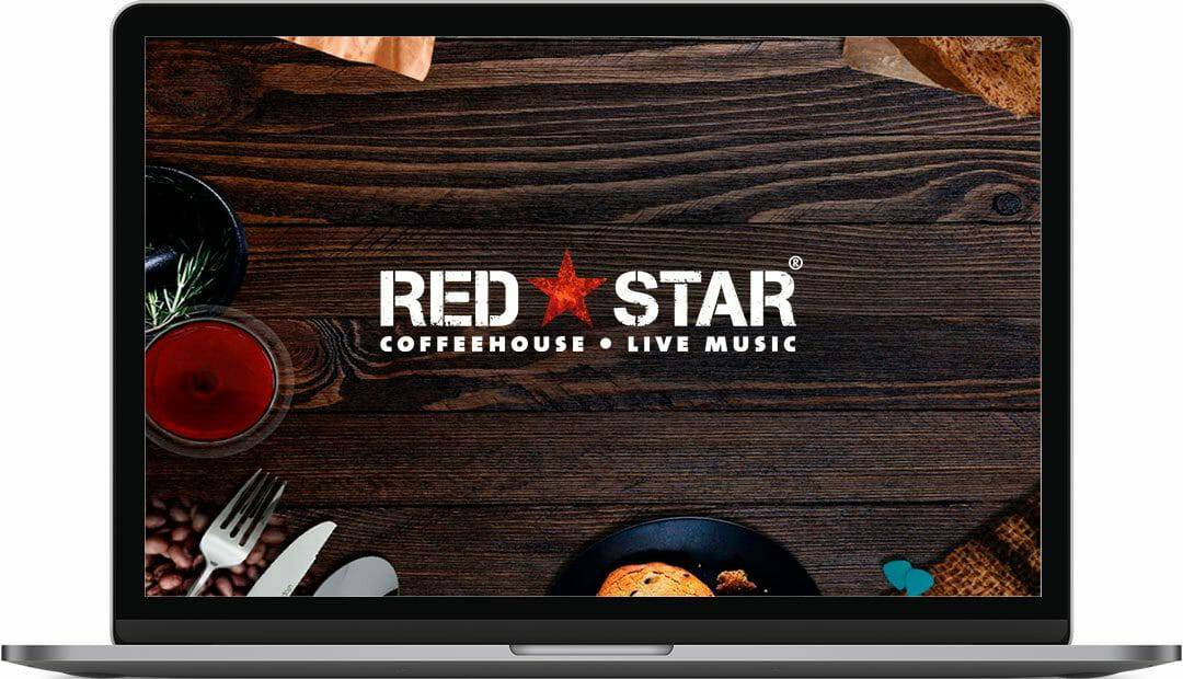 Red Star | Coffeehouse | Creative Design