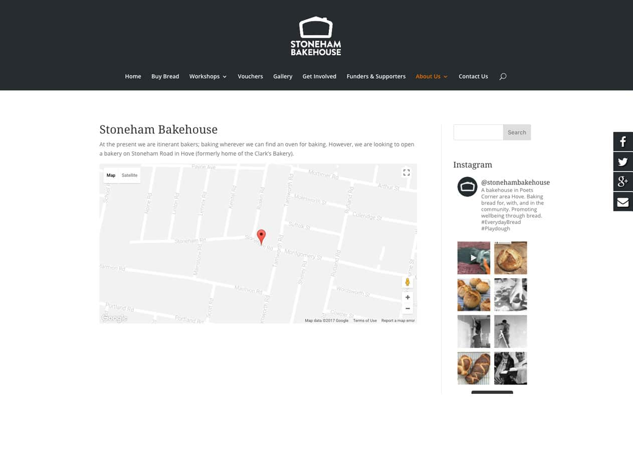 Website Design location