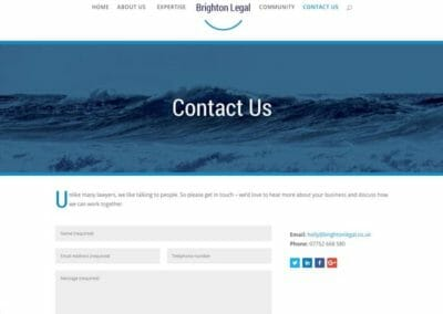 Brighon-legal-web-design-contact