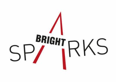Bright-sparks-logo-design