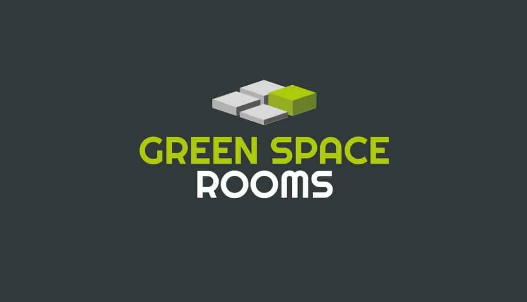 Green Space Rooms logo