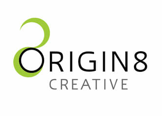 origin8 creative, Brighton | Logo and Website Design