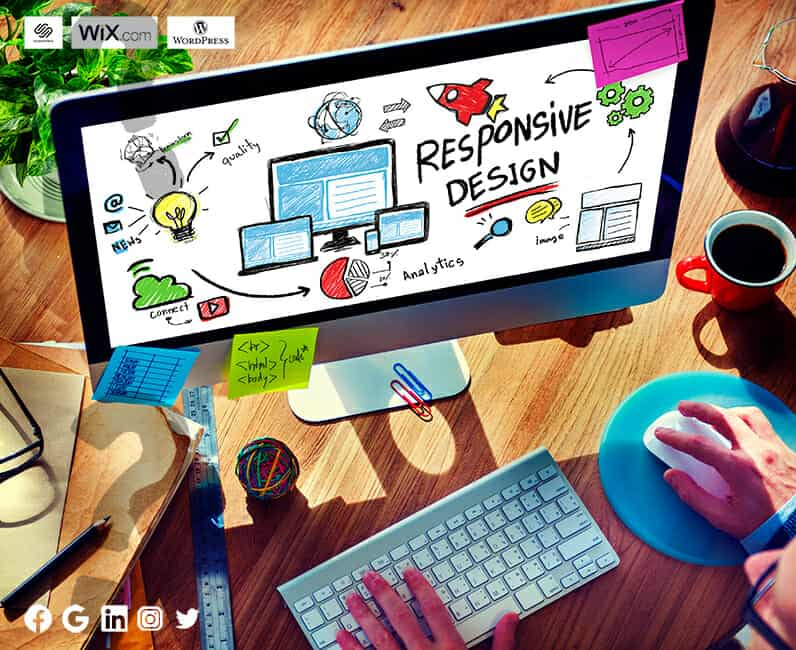 Do you need a website or redesign?
