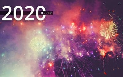 Happy New Year 2020 offer